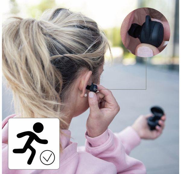 In-Ear Ohrhörer HAMA LiberoBuds, schwarz - Produktbild 6