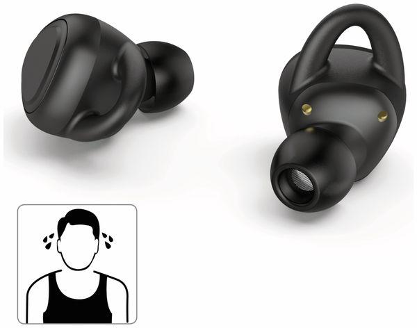In-Ear Ohrhörer HAMA LiberoBuds, schwarz - Produktbild 7