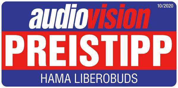 In-Ear Ohrhörer HAMA LiberoBuds, schwarz - Produktbild 8