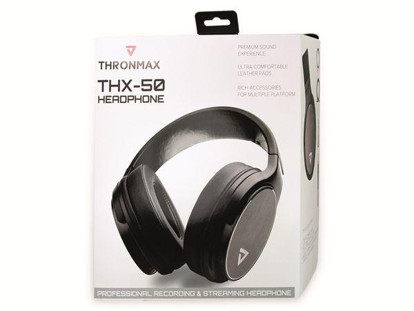 Over-Ear Kopfhörer THRONMAX THX-50, schwarz - Produktbild 7