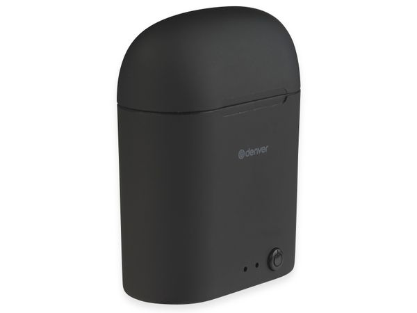 In-Ear Ohrhörer DENVER TWE-46, schwarz - Produktbild 2