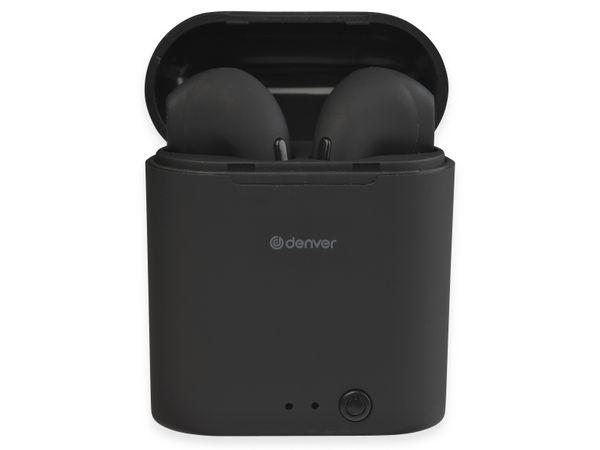 In-Ear Ohrhörer DENVER TWE-46, schwarz - Produktbild 7