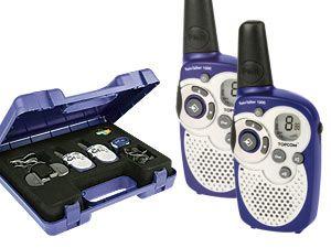 Funkgeräte-Set TOPCOM TwinTalker 1300 Duo Set