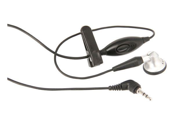 telefon headset mit 2 5 mm klinkenstecker. Black Bedroom Furniture Sets. Home Design Ideas
