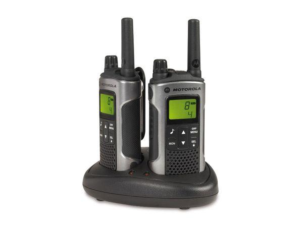 Funkgeräte-Set Motorola TLKR T80 - Produktbild 1