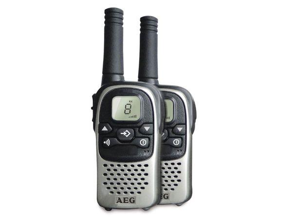 Funkgeräte-Set AEG VOXTEL R110 - Produktbild 1