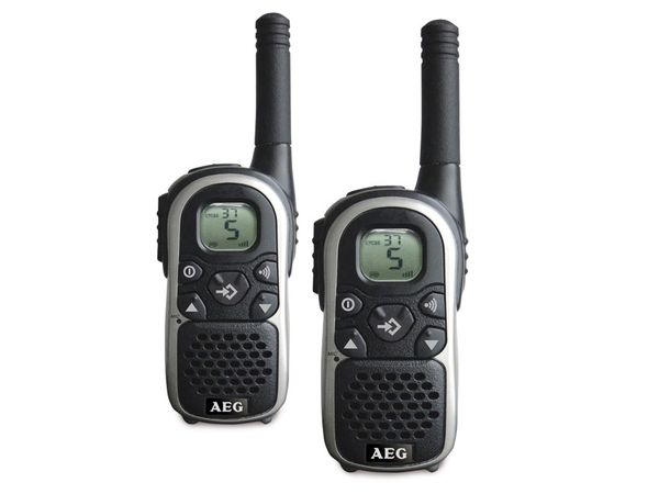 Funkgeräte-Set AEG VOXTEL R210 - Produktbild 1