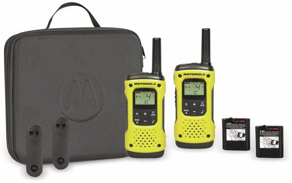 PMR-Funkgeräte-Set MOTOROLA TLKR T92 H2O - Produktbild 3
