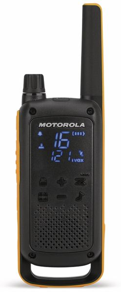 PMR-Funkgeräteset MOTOROLA Talkabout T82 Extreme, 2 Stück - Produktbild 6