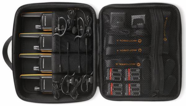 PMR-Funkgeräteset MOTOROLA Talkabout T82 Extreme Quad, 4 Stück - Produktbild 4
