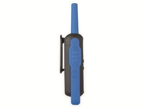 PMR-Funkgeräte-Set MOTOROLA Talkabout T62, schwarz/blau - Produktbild 10