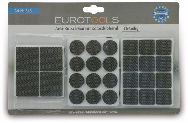 Möbelgleiter-Set EUROTOOLS 348-NBFR, 56-teilig - Produktbild 2