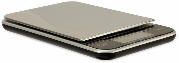 Digitale Küchenwaage, TR-KSt-02, Edelstahl, B-Ware - Produktbild 2