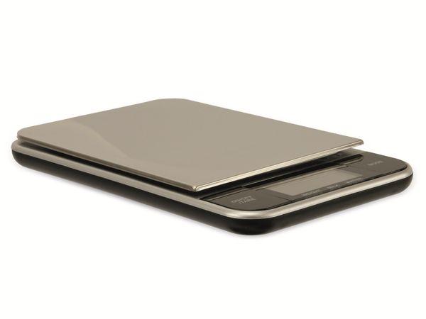 Digitale Küchenwaage, TR-KSt-02, Edelstahl - Produktbild 2