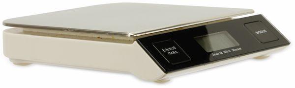 Digitale Küchenwaage, TR-KSt-01, Edelstahl - Produktbild 3
