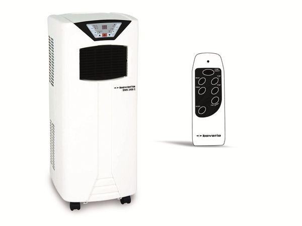 Klimagerät BAVARIA BMK 2400E, EEK.: A - Produktbild 1