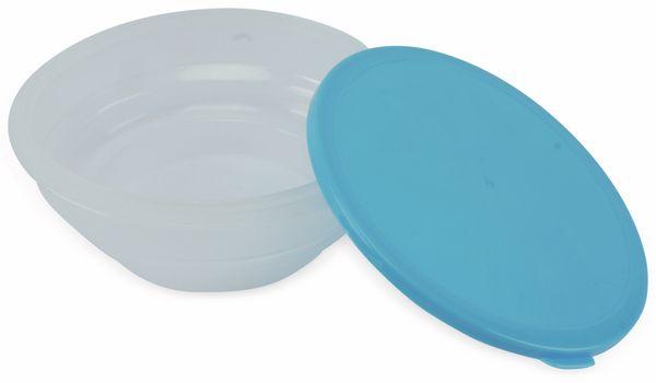 Frischhaltebox, faltbar, 0,7 l - Produktbild 3
