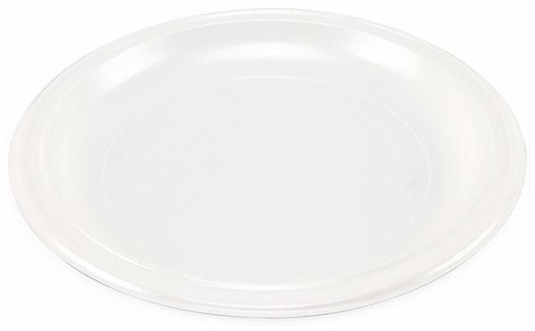 Einweg-Teller, Ø 22 cm, 12 Stück