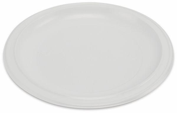 Einweg-Teller, Ø 22 cm, 12 Stück - Produktbild 4