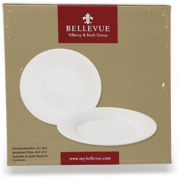 BELLEVUE Frühstücksteller 2er Set-20cm - Produktbild 2