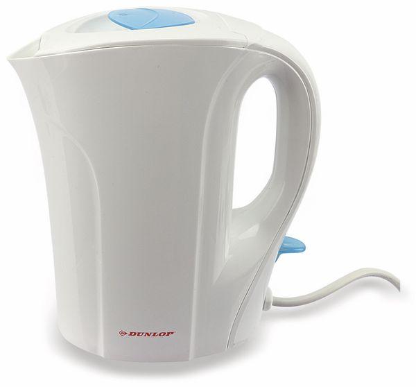 Wasserkocher DUNLOP, weiß, 1L, 230V~ - Produktbild 1