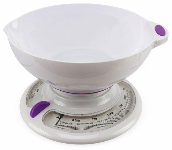 Küchenwaage ELEGANCE, analog, 3 kg - Produktbild 1
