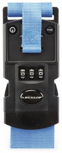 Koffergurt mit Zahlenschloss und Kofferwaage DUNLOP - Produktbild 3