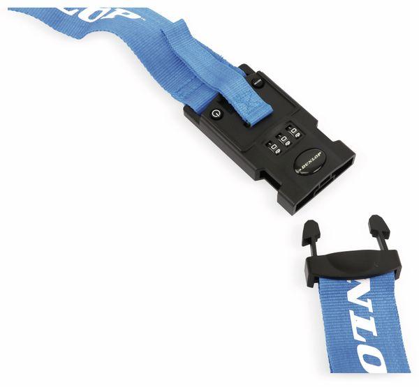 Koffergurt mit Zahlenschloss und Kofferwaage DUNLOP - Produktbild 5