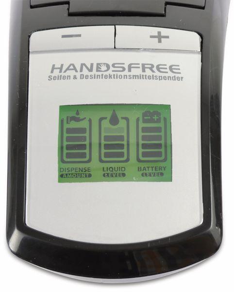 Elektrischer Seifenspender, B-Ware, schwarz - Produktbild 5
