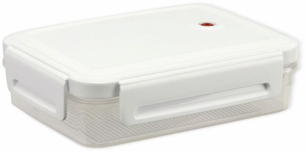 Aroma Fresh Premium Frischhaltedosen, rechteckig, 2 Stück, 1,1 L, 2,4 L