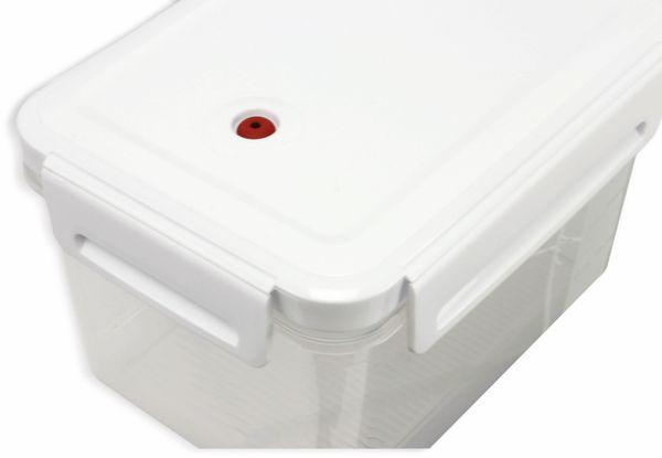 Aroma Fresh Premium Frischhaltedosen, rechteckig, 2 Stück, 1,1 L, 2,4 L - Produktbild 3