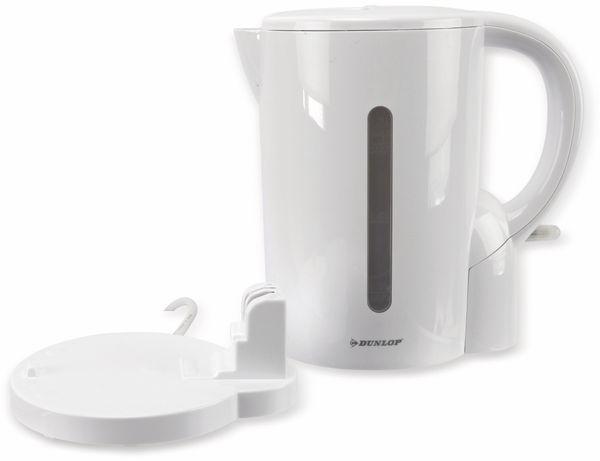 Wasserkocher DUNLOP, weiß, 1,7L, 230V~ - Produktbild 2