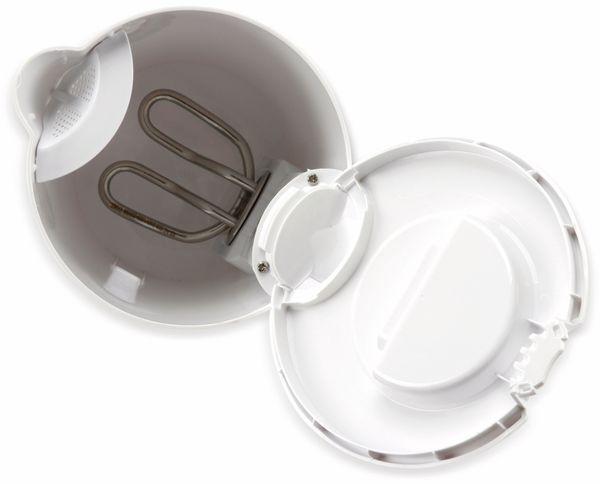 Wasserkocher DUNLOP, weiß, 1,7L, 230V~ - Produktbild 3