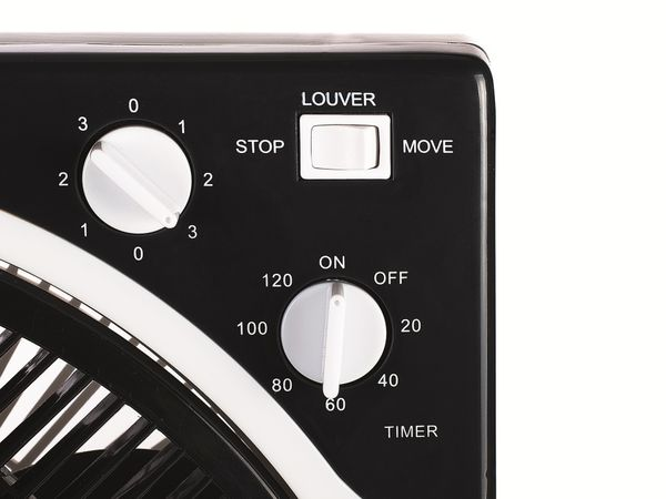 Bodenventilator TRISTAR VE-5996, 30 cm, 50 W - Produktbild 6