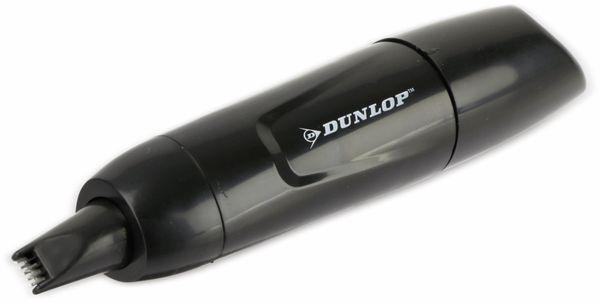 Nasen- und Ohrhaartrimmer DUNLOP, schwarz - Produktbild 1