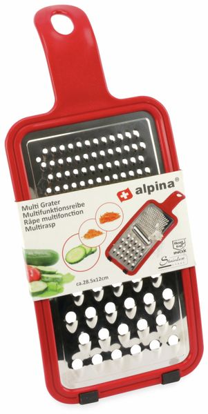 3in1 Multifunktionsreibe ALPINA - Produktbild 2