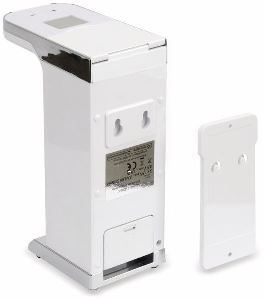 Elektronischer Seifenspender, CSD06-C, weiß, B-Ware - Produktbild 4