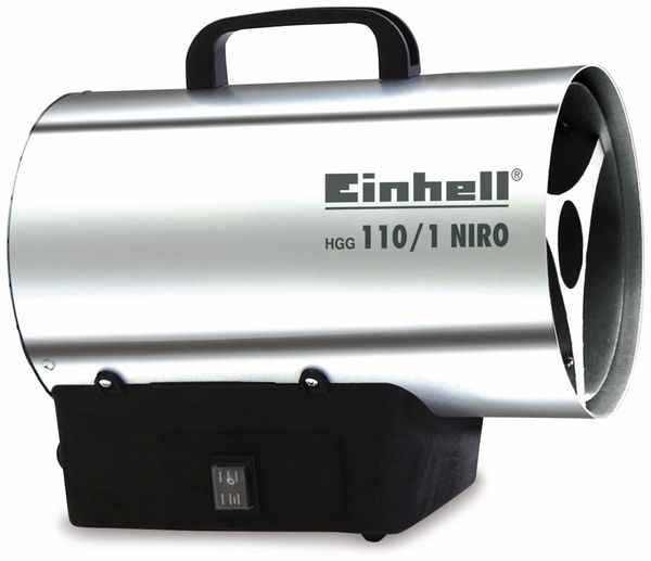 Heißluftgenerator EINHELL HGG 110/1 Niro - Produktbild 1