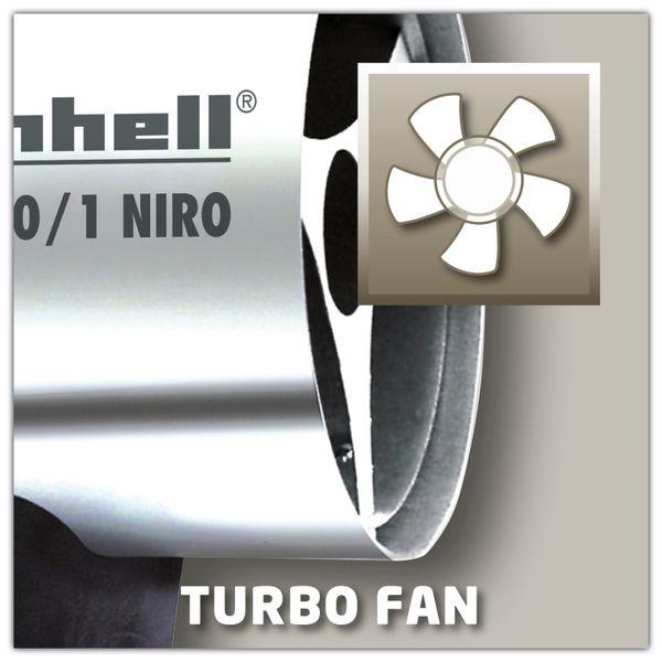 Heißluftgenerator EINHELL HGG 110/1 Niro - Produktbild 4