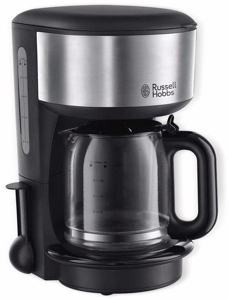 Kaffeemaschine RUSSELL HOBBS 20130-56 Oxford, schwarz/silber
