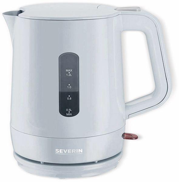 Wasserkocher SEVERIN 9727, flieder/grau, 1,5 L, 1500 W