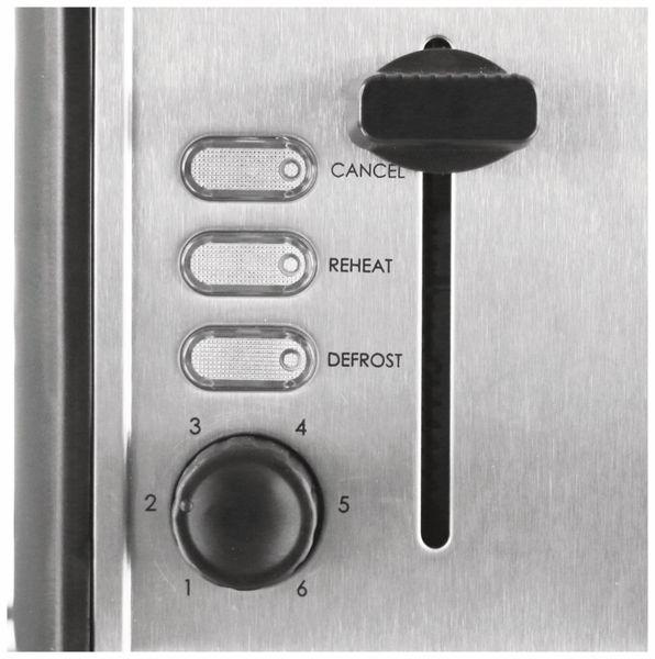 Toaster EMERIO TO-112826.1, 800 W - Produktbild 3