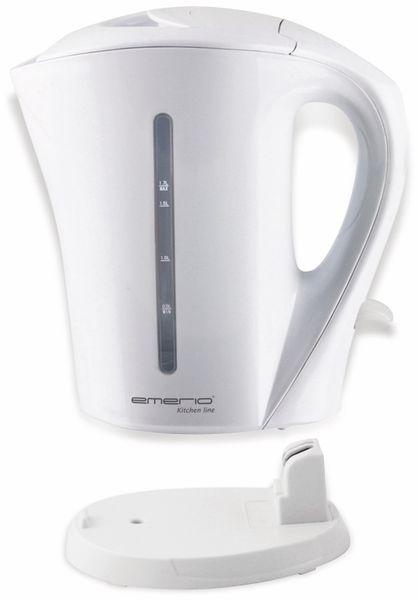 Wasserkocher EMERIO WK-111082,1,7 l, 2200 Watt - Produktbild 4