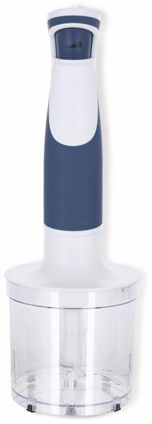 Stabmixer Set EMERIO HB-114250.2, blau/weiß, 500 Watt - Produktbild 4