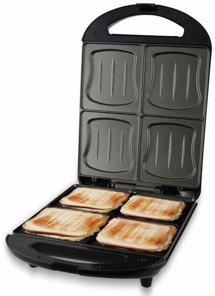 Sandwichmaker EMERIO ST-111153, 1300 W - Produktbild 3