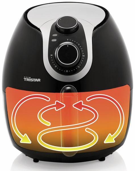 Heißluftfritteuse TRISTAR FR-6996, 5,2 Liter, 1800 W - Produktbild 3