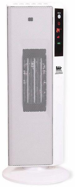 Turmheizlüfter FAKIR HT 700 WiFi, 2000 W, weiss