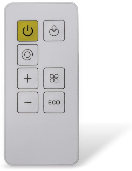 Turmheizlüfter FAKIR HT 700 WiFi, 2000 W, weiss - Produktbild 2