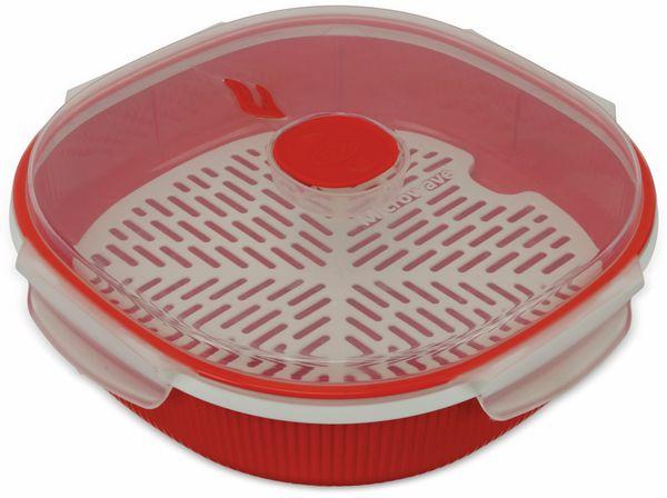 Dampfgarer, Snips, 2L, rot - Produktbild 1