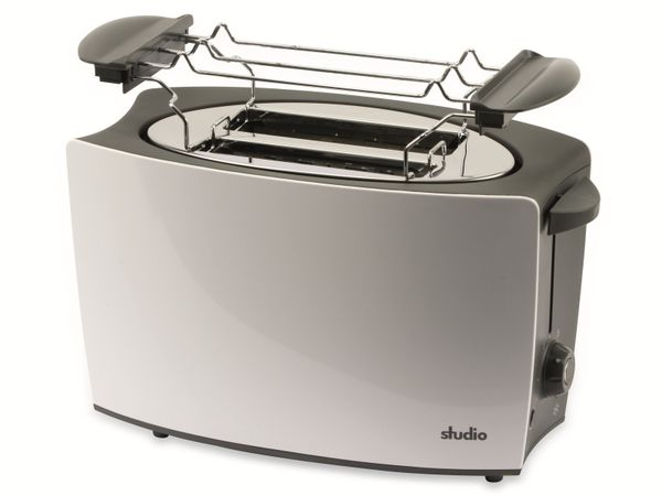 Doppelschlitz, Toaster, TR-Tds-04, weiß, 800 W - Produktbild 4